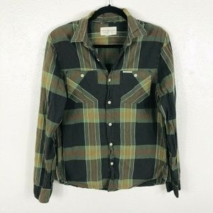 Denim & Supply Ralph Lauren Size Medium Shirt